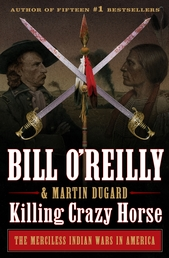 Killing Crazy Horse Book Cover - Click to open Henry Holt panel