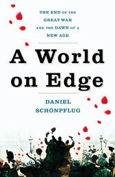 A World on Edge Book Cover - Click to open Metropolitan Books panel
