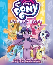 My Little Pony: Friendship is Magic Papercraft Book Cover - Click to open New Releases panel
