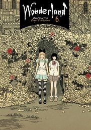 Wonderland Vol. 6 Book Cover - Click to open New Releases panel