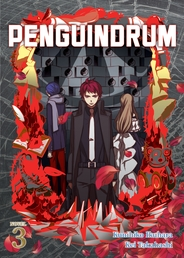 PENGUINDRUM (Light Novel) Vol. 3 Book Cover - Click to open New Releases panel