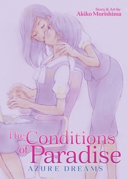 The Conditions of Paradise: Azure Dreams Book Cover - Click to open New Releases panel