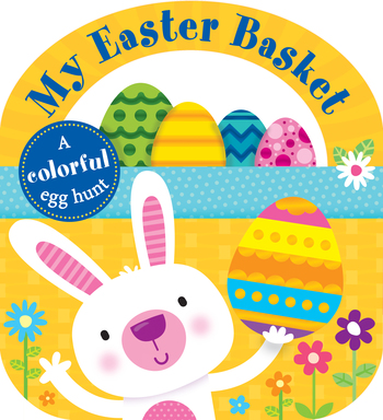 My Easter Basket Tab Book