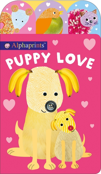 Alphaprints: Puppy Love