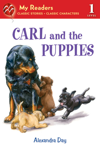 Carl and the Puppies