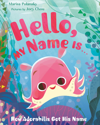 Hello, My Name Is . . .