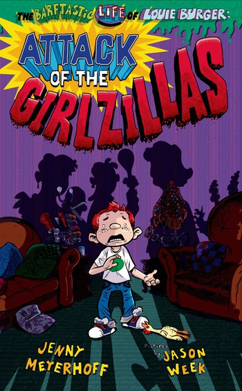 Attack of the Girlzillas