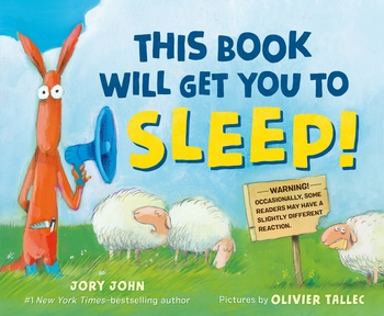 This Book Will Get You to Sleep!