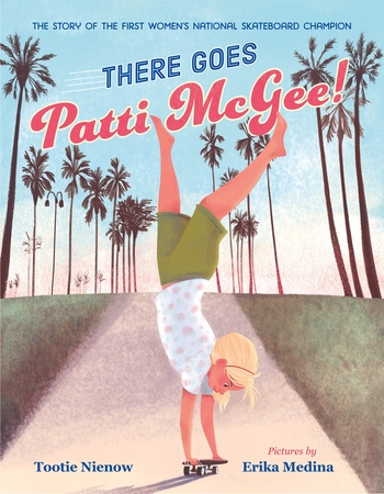 There Goes Patti McGee!