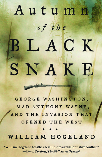 Autumn of the Black Snake