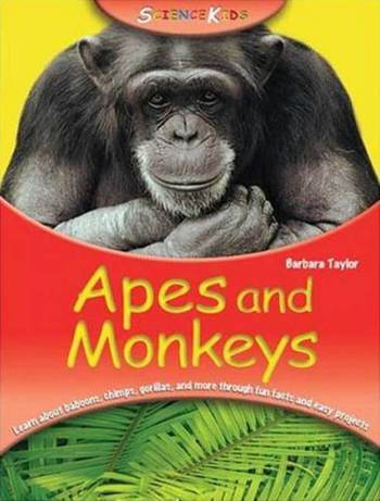 Kingfisher Young Knowledge: Apes and Monkeys