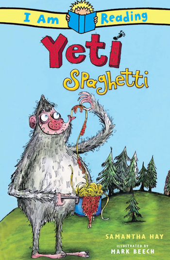 I Am Reading: Yeti Spaghetti