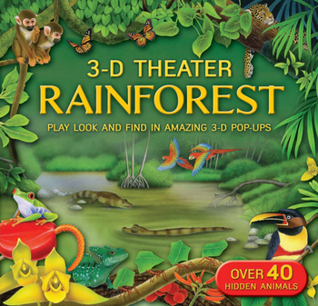 3D Theater: Rainforest