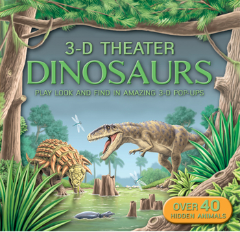 3D Theater: Dinosaurs