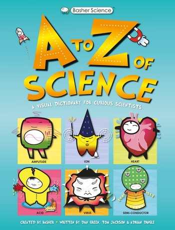Basher Science Rocks and Minerals A Gem of a Book