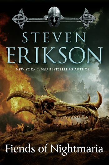 Fiends of Nightmaria by Steven Erikson