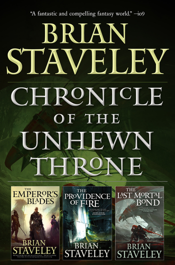 Chronicle of the Unhewn Throne