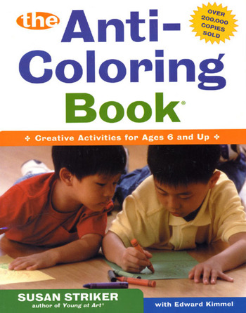 The First Anti-Coloring Book