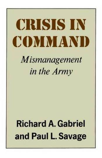 Crisis in Command