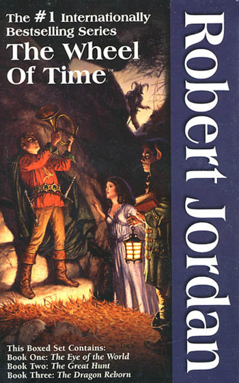 The Wheel of Time, Boxed Set I, Books 1-3
