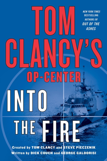 Tom Clancy's Op-Center: Into the Fire