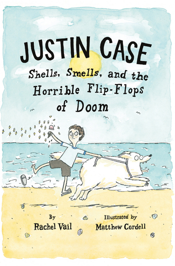 Justin Case: Shells, Smells, and the Horrible Flip-Flops of Doom