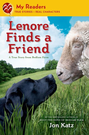 Lenore Finds a Friend