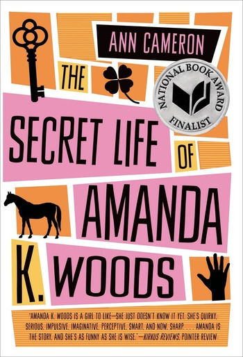 The Secret Life of Amanda K. Woods