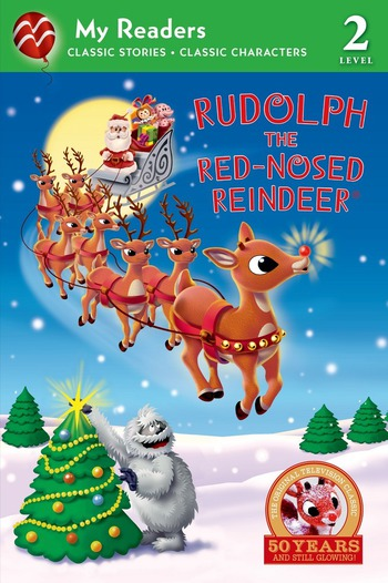 Rudolph the Red-Nosed Reindeer (My Reader, Level 2)