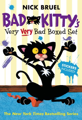 Bad Kitty's Very Very Bad Boxed Set (#2)