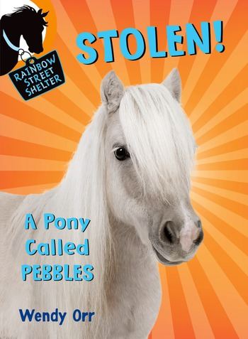 STOLEN! A Pony Called Pebbles