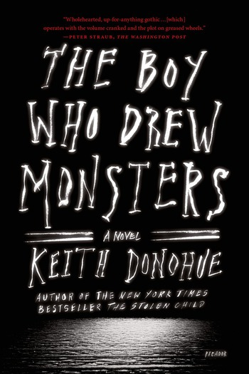 The Boy Who Drew Monsters
