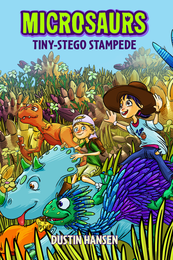 Microsaurs: Tiny-Stego Stampede