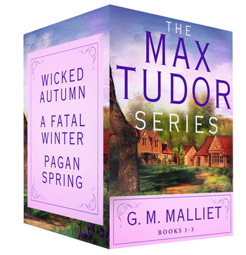 The Max Tudor Series, Books 1-3