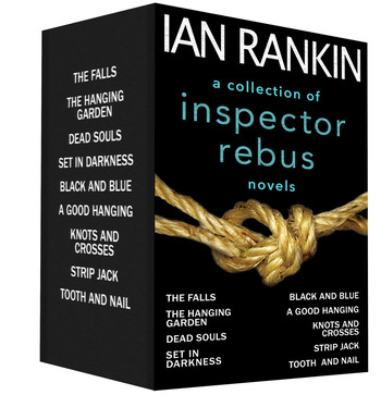 A Collection of Inspector Rebus Novels