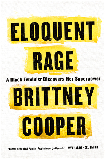 Book cover for Brittney Cooper's Eloquent Rage