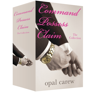 Command, Possess, and Claim: The Collection