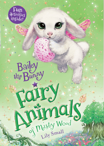Paddy the Puppy: Fairy Animals of Misty Wood: Small, Lily ...