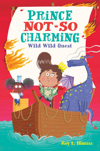 Prince Not-So Charming: Wild Wild Quest