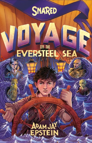 Snared: Voyage on the Eversteel Sea