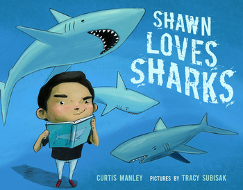 Shawn Loves Sharks
