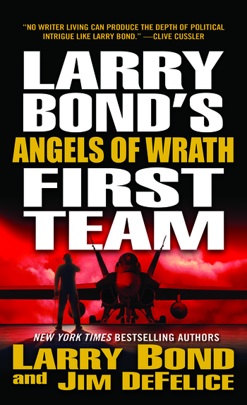 Larry Bond's First Team: Angels of Wrath