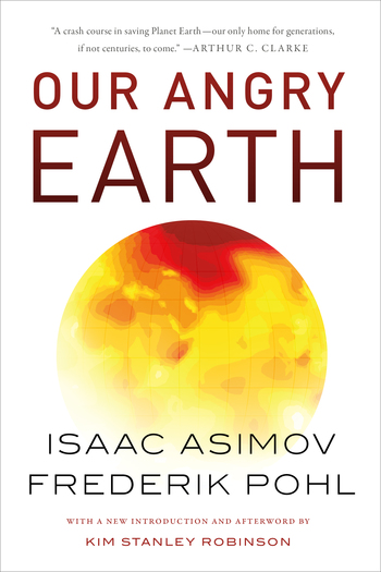 Our Angry Earth