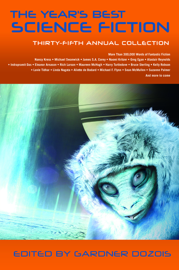 the year s best science fiction fifteenth annual collection dozois gardner