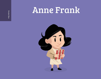 Pocket Bios: Anne Frank