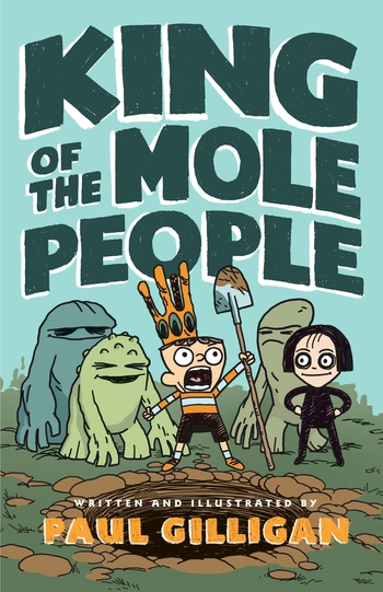 King of the Mole People (Book 1)