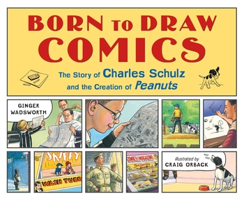 Born to Draw Comics