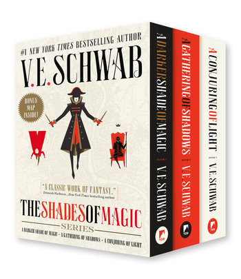 Shades of Magic Boxed Set