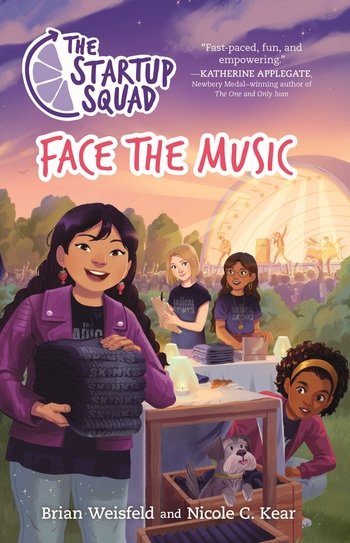 The Startup Squad: Face the Music