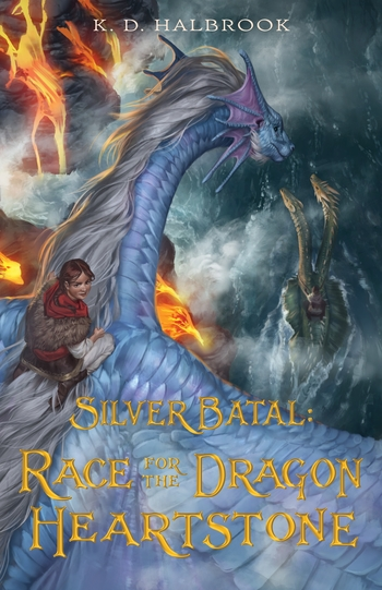 Silver Batal: Race for the Dragon Heartstone